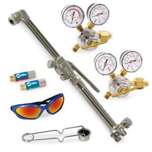 287642 Toughcut™ Select Torch and Regulators Pack, CGA300
