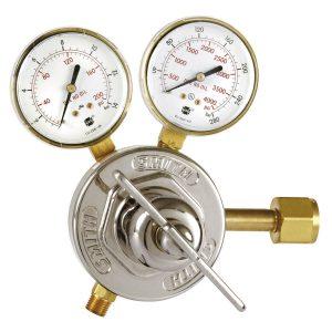 40-175-540 Heavy Duty Single Stage Oxygen Regulator, 0-175 PSIG