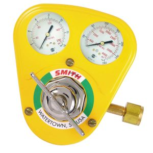 40-175-540S Heavy Duty Single Stage Oxygen Regulator, 0-175 PSIG