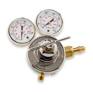 40-275-540 Heavy Duty Single Stage Oxygen Regulator, 0-275 PSIG