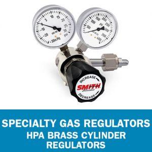HPA Brass Cylinder Regulators
