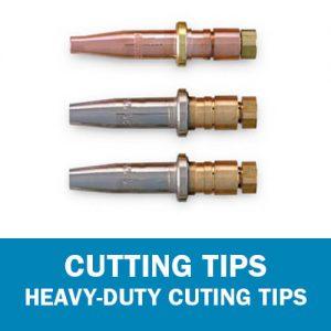 Heavy Duty Cutting Tips