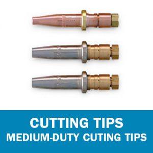 Medium Duty Cutting Tips