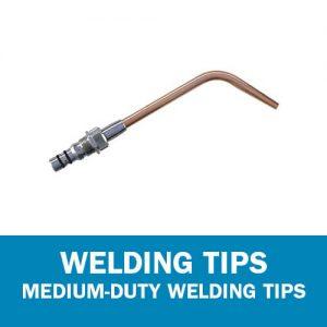 Medium Duty Welding Tips