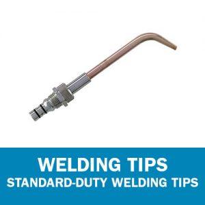 Standard Duty Welding Tips