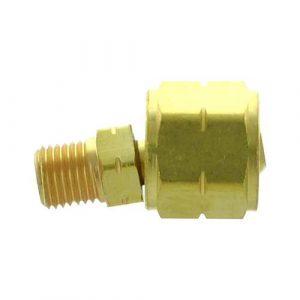 14390 Hose Adaptor, Fuel Gas, 9/16″-18 RH