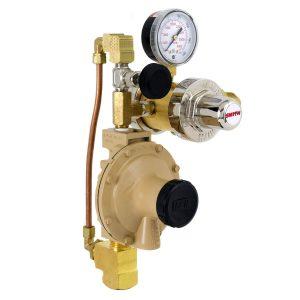 16391 Three-Stage Nitrogen Low-Pressure Blanketing Regulator, 0.5 PSIG