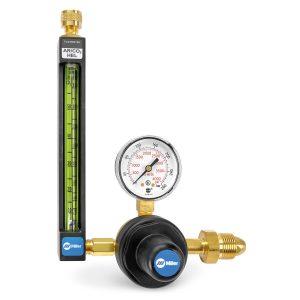 22-30-580 Argon/CO2/Helium Flowmeter Regulator, 30 PSIG