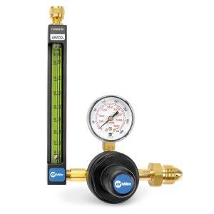 22-80-580 Argon/CO2 Flowmeter Regulator, 80 PSIG