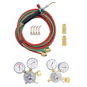 23-1003P Little Torch™ with Regulators Outfit, CGA 510