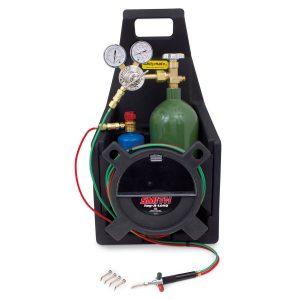 23-1010P Little Torch™ Caddy Outfit, Preset Fuel Regulator