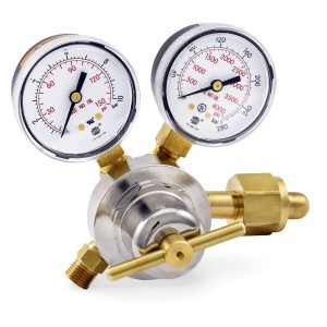 30-100-540 Medium Duty Oxygen Regulator, 0-100 PSIG