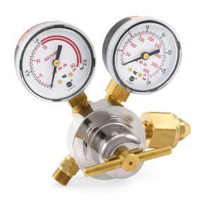 30-15-300 Medium Duty Acetylene Regulator, 0-15 PSIG