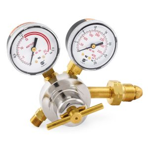 30-15-510 Medium Duty Acetylene Regulator, 0-15 PSIG
