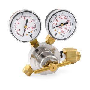 30-150-320 Medium Duty CO2 Regulator, 0-150 PSIG