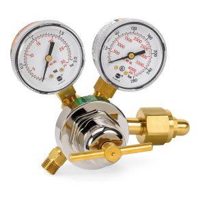 30-20-540 Medium Duty Oxygen Regulator, 0-20 PSIG