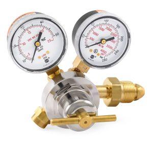 31-50-580 Flow Gauge Argon Regulator, 50 SCFH