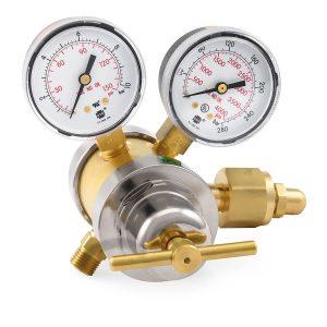 35-125-540 Two Stage Oxygen Regulator, 0-125 PSIG