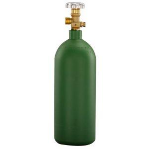 OC20 Refillable Oxygen Cylinder, 20CF