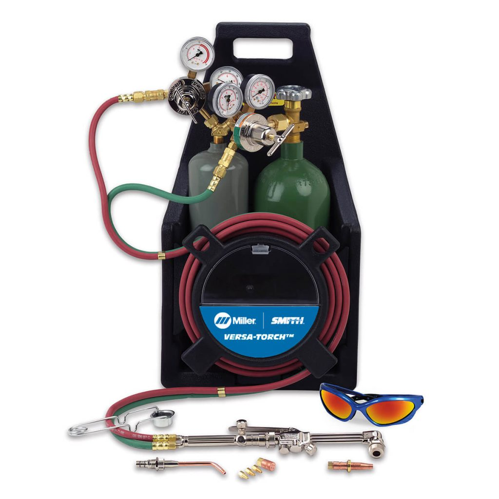 VT-4T Versa-Torch™ Caddy Outfit for Acetylene